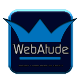 WebAtude – Internet Marketing Done Right! Logo