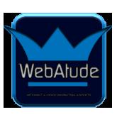 WebAtude – Internet Marketing Done Right! Logo