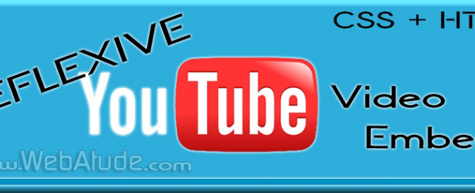 Reflexive YouTube Video Embed Code